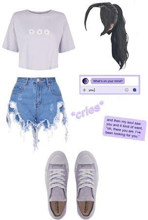 I lilac you a lot