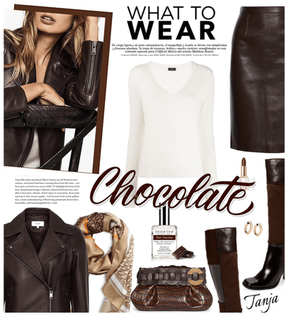 What to Wear/Chocolate
