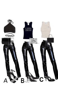 A, B or C???