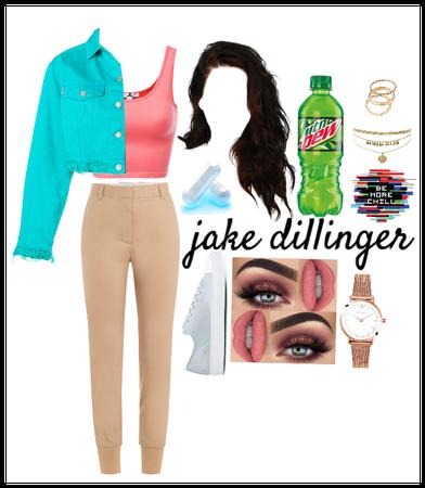 Jake Dillinger-Be More Chill
