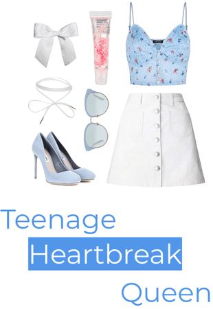 Teenage Heartbreak Queen