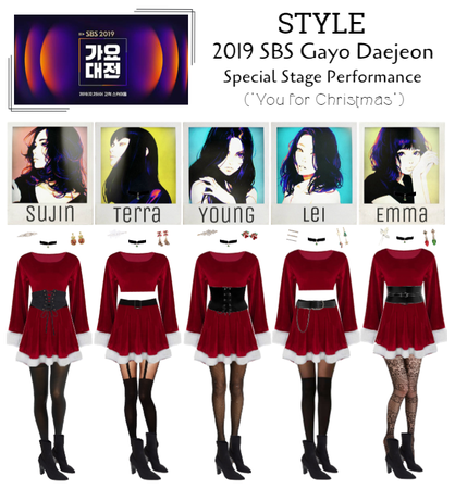 STYLE 2019 SBS Gayo Daejeon (Special Stage)