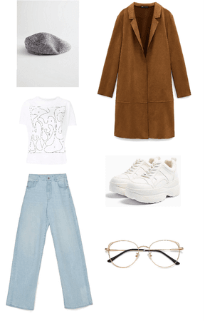Vintage Aesthetic Outfit