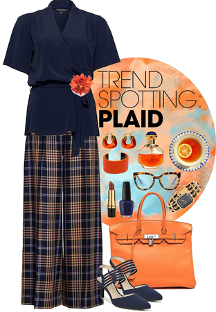 Trend Spotting: Plaid