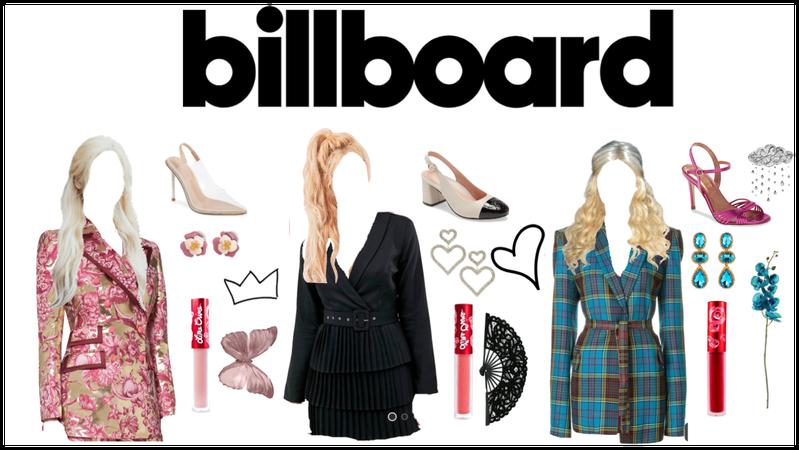 Estrellas Billboard magazine cover