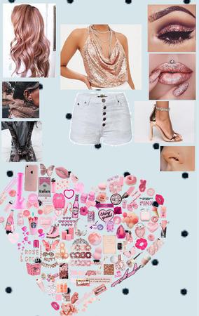 monochrome-pink