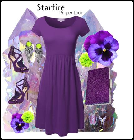 Starfire Proper Look