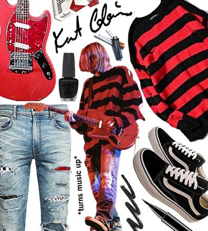 FALL 2020: Kurt Cobain Style