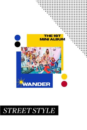 [Daybreak] 'Wander' Online Album Cover