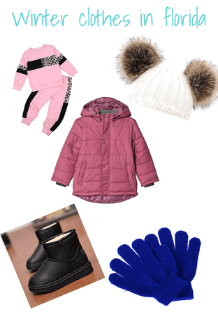 winter clothes for baby's in Florida
