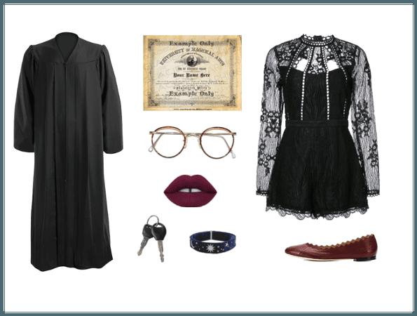 Witch Graduation