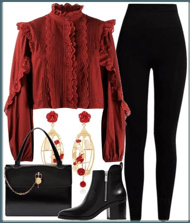 Androgynous & stylish