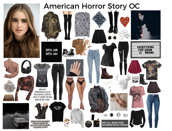 American Horror Story OC