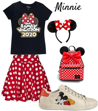Minnie Disneybound