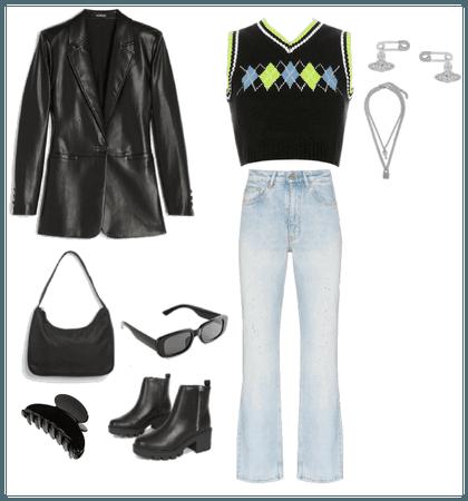 Black streetwear