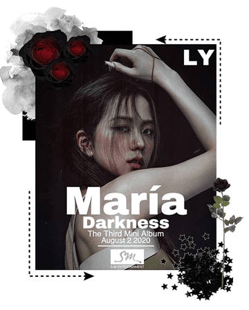 """[Lee Young] """"María"""" """"Darkness (The Third Mini Album) Teaser #2"""