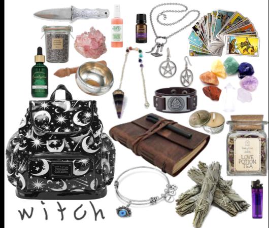 Emergency Witch Kit