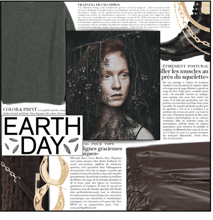 Fashion File: To Cherish The Earth, One Must Understand The Importance Of It - Contest