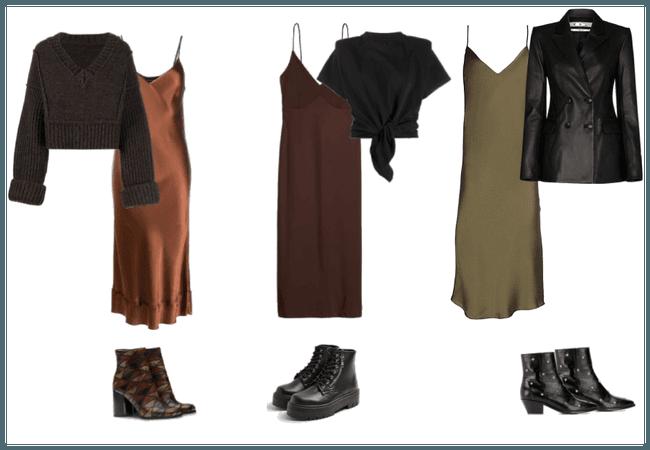 Brown slips