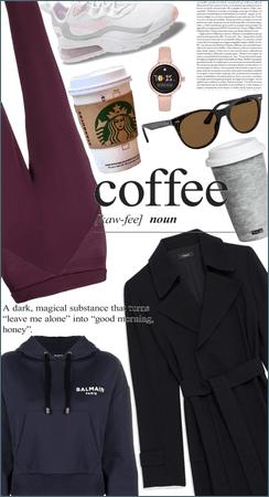 Morning coffee 😴