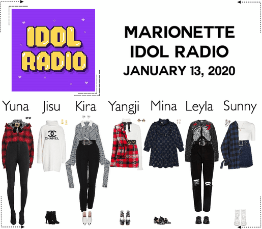 MARIONETTE (마리오네트) Idol Radio