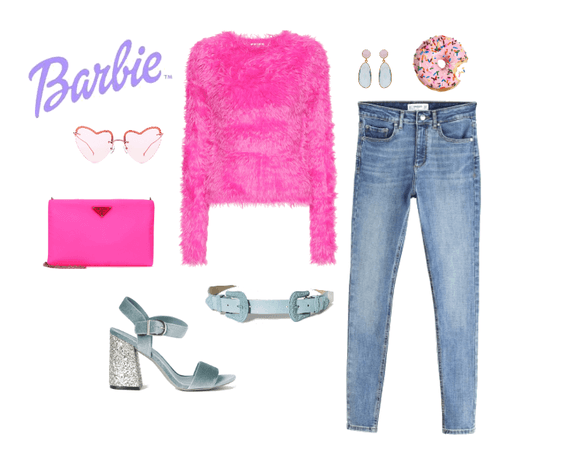 Barbie Girl in a Barbie World