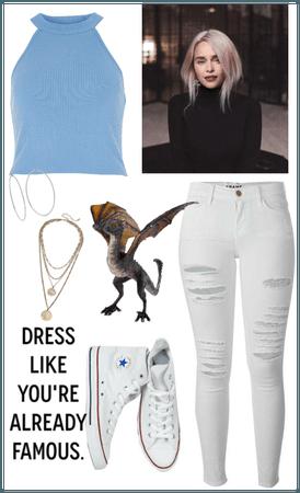 artemis zeusdottir - outfit 2
