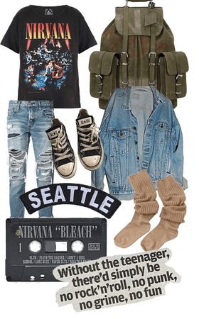 [Jenny] Seattle Grunge