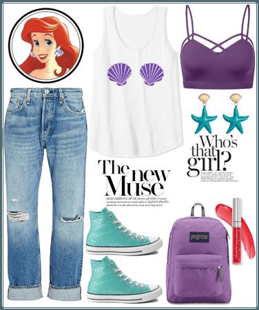High School Ariel