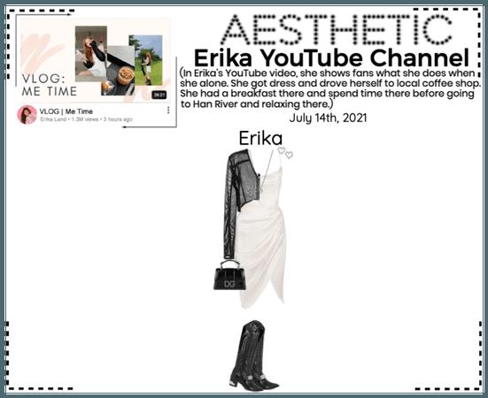 AESTHETIC (미적) [ERIKA] YouTube Video