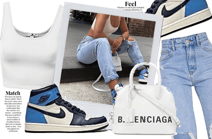 Balenciaga : street style