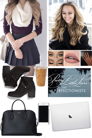 Victoria Hotchkiss - Pretty Little Liars: The Perfectionists