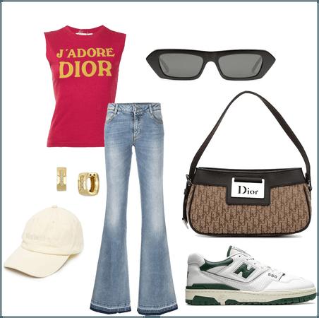 Dior Streetstyle