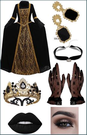 Renaissance crown princess