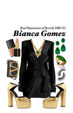 RHOBH OC: Bianca Gomez