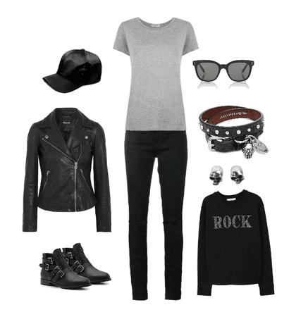 Nico Grace's wardrobe