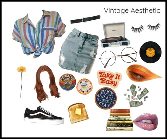 Vintage Aesthetic