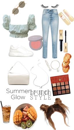 Summer brunch!