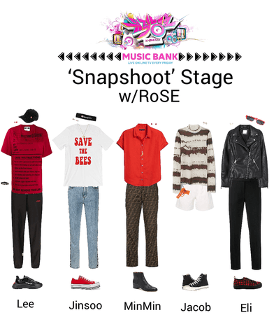 Zus//Snapshoot Music Bank Stage