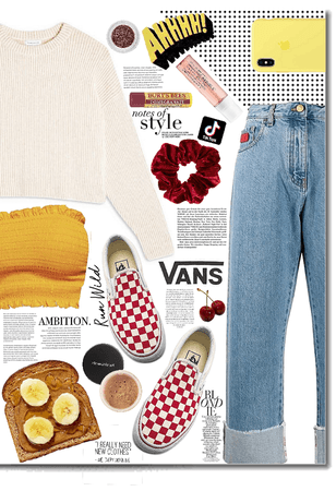 How to Rock Vans for Fall