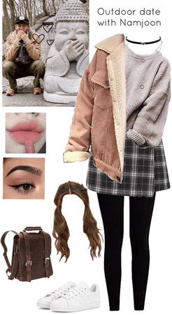 Outdoor Date With Namjoon
