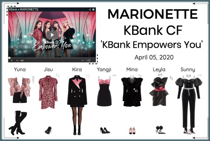 MARIONETTE (마리오네트) KBank x MARIONETTE CF