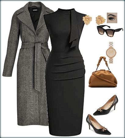 Cocktail Pencil Dress