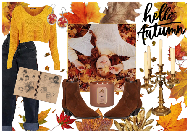 Fall Feels #2: Autumn Leaves