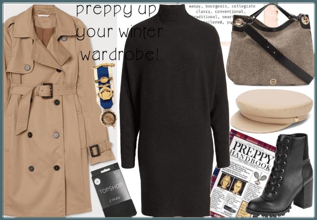 Preppy up your Winter wardrobe!