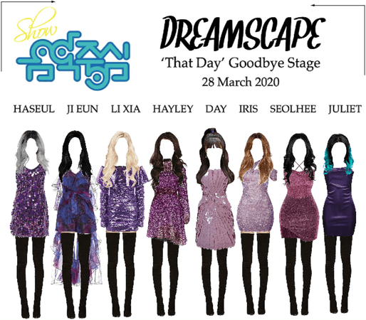 DREAMSCAPE [드림스게이프] Show! Music Core 200328