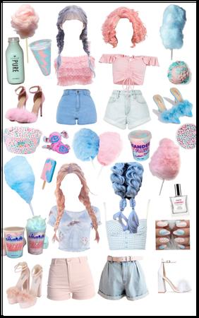 Cotton Candy Girls