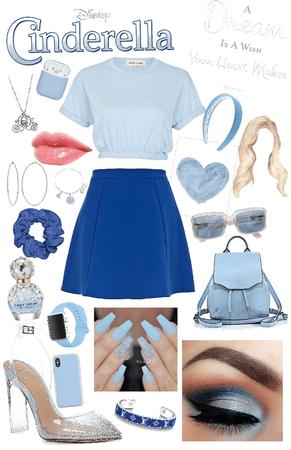 Cinderella Modern