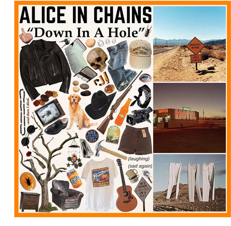 """Down In A Hole"" by Alice In Chains"