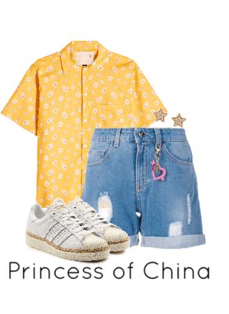 princess of china (acoustic)